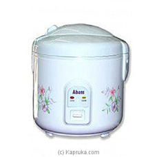 Abans-1.5Lt Delux Rice Cooker ABCKRC15TR2 By Abans at Kapruka Online for specialGifts