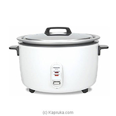 Panasonic 7.2L Rice Cooker PNCKRCSRGA721 By Panasonic at Kapruka Online for specialGifts