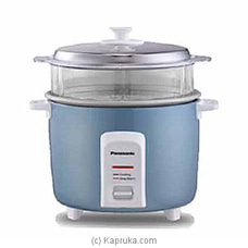 Panasonic- Sky Blue 2.2L Rice Cooker  PNCKRCSRY22GS By Panasonic at Kapruka Online for specialGifts