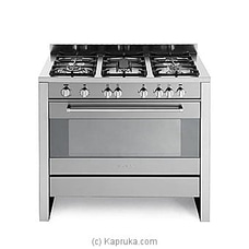 Elba Electric Cooker With 5 Gas Burners 100Cm - Ss EBCK106EX980 By Elba at Kapruka Online for specialGifts