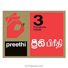 Preethi Large Condoms By Preethi|FPA at Kapruka Online for specialGifts