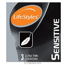 Life Styles Sensitive Condoms By LifeStyles|FPA at Kapruka Online for specialGifts