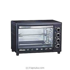 Abans 38L Electric Ovens ABOVSTV38D at Kapruka Online