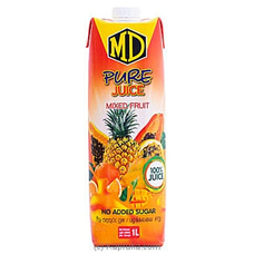 MD Pure Juice Mixed Fruit- 1L By MD at Kapruka Online for specialGifts