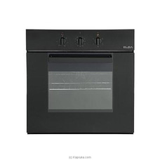 Elba Built In Oven - 60Cm - Black  EBOV125624BK By Elba at Kapruka Online for specialGifts