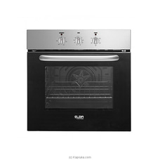 Elba Built In Oven - 60Cm - Silver EBOV125925X By Elba at Kapruka Online for specialGifts