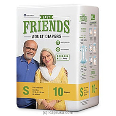 Friends Adult Diapers Easy- 10 Diapers- By Friends at Kapruka Online for specialGifts