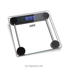 Sanford Electronic Personal Scale SF-1529PS By Sanford at Kapruka Online for specialGifts