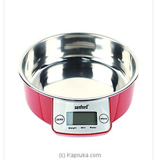 Sanford 5Kg Electric Kitchen Scale SF-1522KS By Sanford|Browns at Kapruka Online for specialGifts