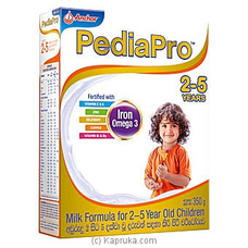 Anchor Pedia Pro Milk Formular for  2-5 Year Children- 350g By Anchor at Kapruka Online for specialGifts