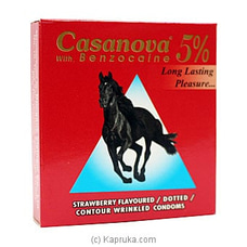 Casanova Delay Condom By Casanova|PSL at Kapruka Online for specialGifts