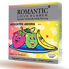 Romantic Aroma Condom By Romantic Love Rubber|PSL at Kapruka Online for specialGifts