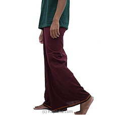 Pure Cotton Handloom Sarong- CS1104 at Kapruka Online