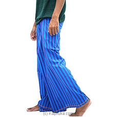 Pure Cotton Handloom Sarong-cs1110 at Kapruka Online