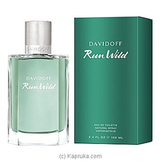 DAVIDOFF Run Wild Man Eau de Toilette 100ml By NA at Kapruka Online for specialGifts