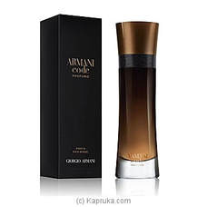 Giorgio Armani Code Profumo EDP for Men 110ml By NA at Kapruka Online for specialGifts