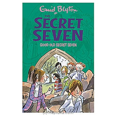 Secret Seven- Good Old Secret Seven at Kapruka Online