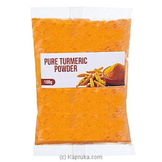 Organic Turmeric Powder - 100g By NA at Kapruka Online for specialGifts