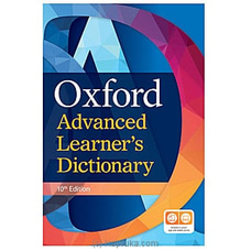 Oxford Advanced Learner`s Dictionary- 10th Edition at Kapruka Online