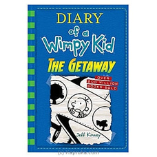 Diary Of A Wimpy Kid- The Getaway- Jeff Kinney at Kapruka Online