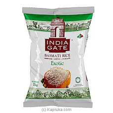 1kg India Gate Basmati Exotic Rice By Ariya at Kapruka Online for specialGifts