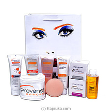 Prevense Revitalizing Facial Gift Hamper By Prevense at Kapruka Online for specialGifts
