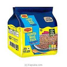 MAGGI Family Meal Pack Broad Noodles 320g By Maggi|Nestle at Kapruka Online for specialGifts