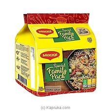 MAGGI Family Pack Noodles 335g By Maggi|Nestle at Kapruka Online for specialGifts