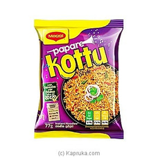 MAGGI Papare Kottu Noodles 77g By Maggi|Nestle at Kapruka Online for specialGifts