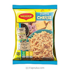 MAGGI Daiya Cheese Noodles 73g By Maggi|Nestle at Kapruka Online for specialGifts