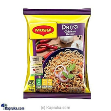 MAGGI Daiya Chicken Noodles 74g By Maggi|Nestle at Kapruka Online for specialGifts