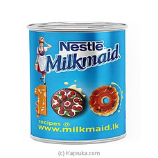 MILKMAID Sweetened Condensed Milk- 390g By Nestle at Kapruka Online for specialGifts