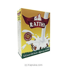 Ratthi Full Cream Milk Powder - 400g By Raththi at Kapruka Online for specialGifts