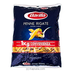 Barilla Penne Rigate 1 kg By Barilla|Globalfoods at Kapruka Online for specialGifts