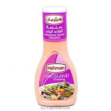 Herman Thousand Island Dressing 267ml By Herman|Globalfoods at Kapruka Online for specialGifts