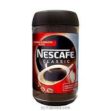 NESCAFÉ Classic 50g Jar By Nestle at Kapruka Online for specialGifts