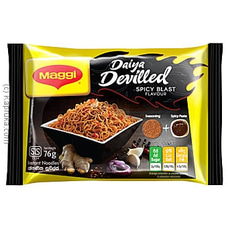 MAGGI Daiya Devilled Spicy Blast Noodles 76g By Maggi|Nestle at Kapruka Online for specialGifts