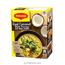 MAGGI Coconut Milk Powder 300g By Maggi|Nestle at Kapruka Online for specialGifts