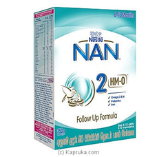 Nestle NAN 2 HMO Follow Up Formula With Iron, 350g By Nestle at Kapruka Online for specialGifts