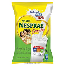 Nestlé NESPRAY Everyday 1kg By Nestle at Kapruka Online for specialGifts