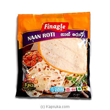 Finagle Naan 5Pcs Pack By Finagle at Kapruka Online for specialGifts