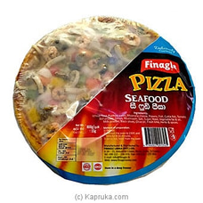 Finagle Seafood Pizza By Finagle at Kapruka Online for specialGifts