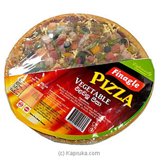 Finagle Vegetable Pizza By Finagle at Kapruka Online for specialGifts