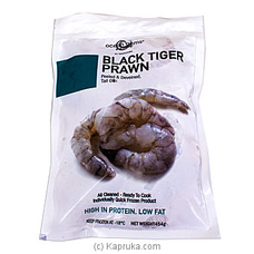 Black Tiger Clean Prawns (M) -700g By Alpex Marine at Kapruka Online for specialGifts