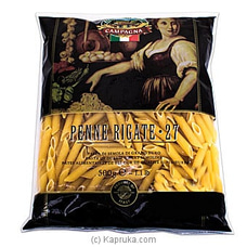 Campagna Penne Rigate Pasta 500g By Campagna Mediterranean Classics at Kapruka Online for specialGifts