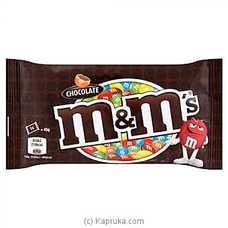 M&M`s Milk Chocolate 45g at Kapruka Online
