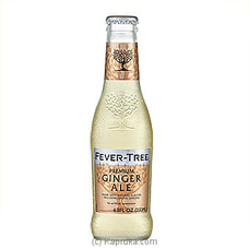 Fever Tree Ginger Ale 200ml at Kapruka Online