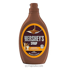 Hershey`s Syrup Caramel, 623g By Hershey|Globalfoods at Kapruka Online for specialGifts