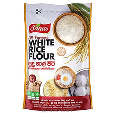 Sanus White Rice Flour 1kg By Sanus at Kapruka Online for specialGifts
