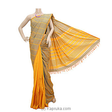Standard Cotton Saree-C1270 By Cotton Weavers at Kapruka Online for specialGifts